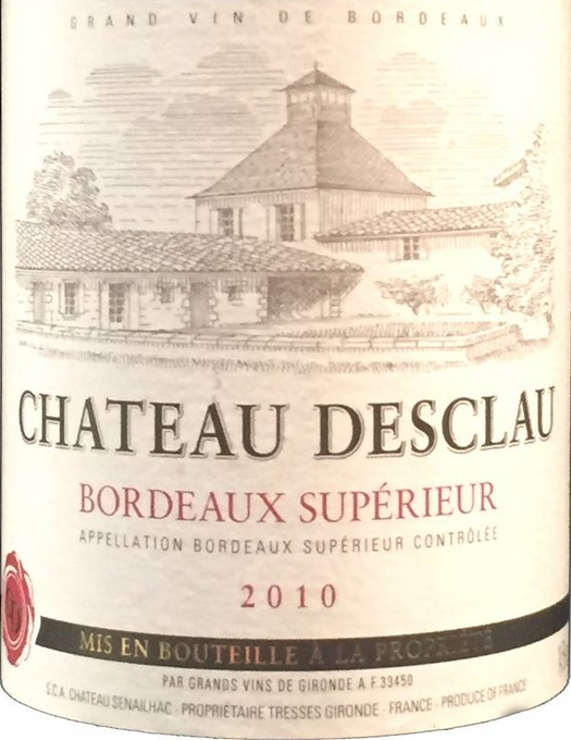Chateau Desclau