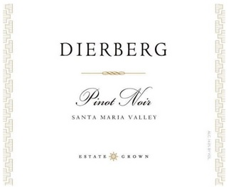 2014 Dierberg Pinot Noir Estate Dierberg Vineyard