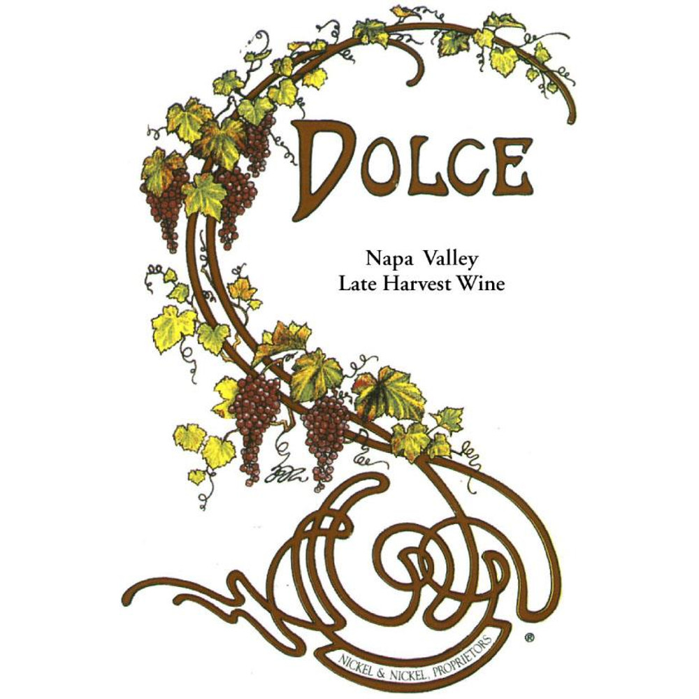 Dolce by Far Niente Late Harvest 375 ml