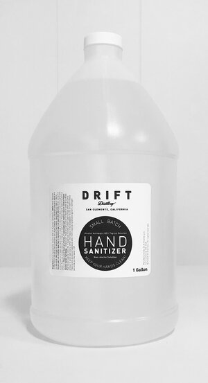 Drift Distillery Hand Sanitizer 64 OZ.