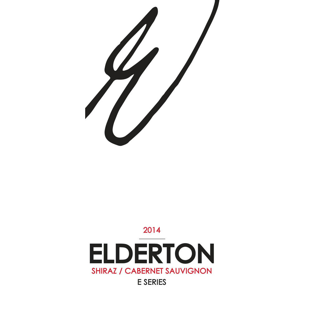 2014 Elderton Shiraz/Cabernet Sauvignon E Series