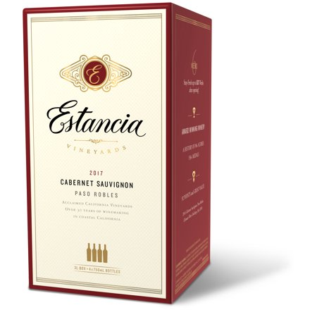 Estancia Cabernet Sauvignon Bag in Box 3.0 L