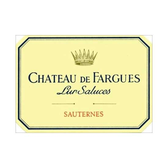 2011 Chateau de Fargues