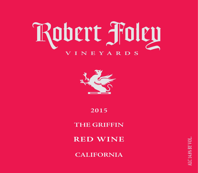 2015 Robert Foley The Griffin Red Blend
