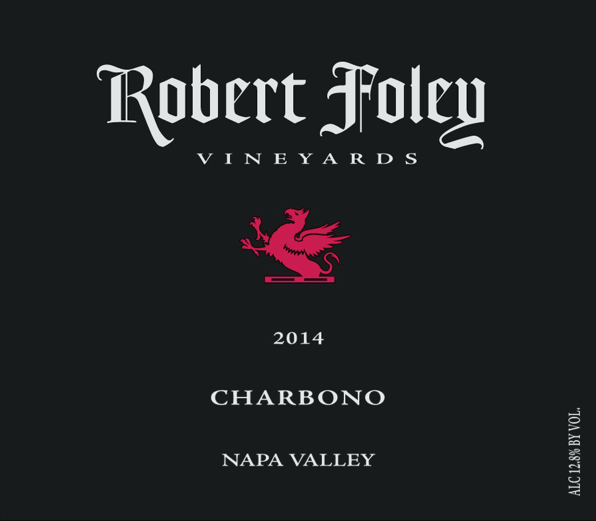 2014 Robert Foley Charbono