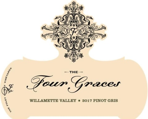 2017 The Four Graces Pinot Gris