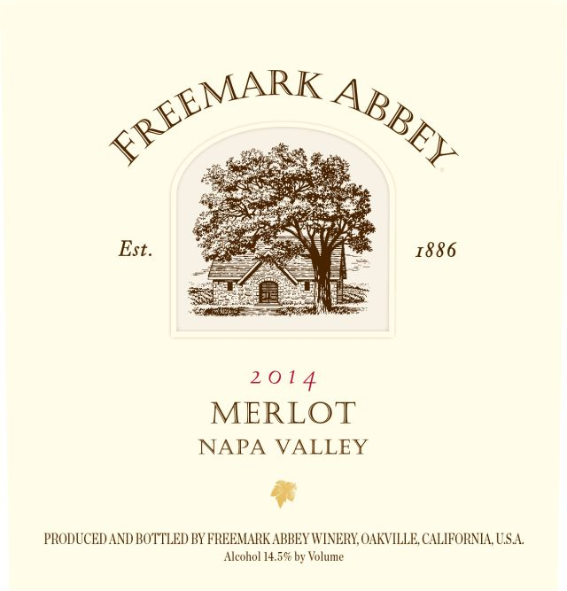 2014 Freemark Abbey Merlot