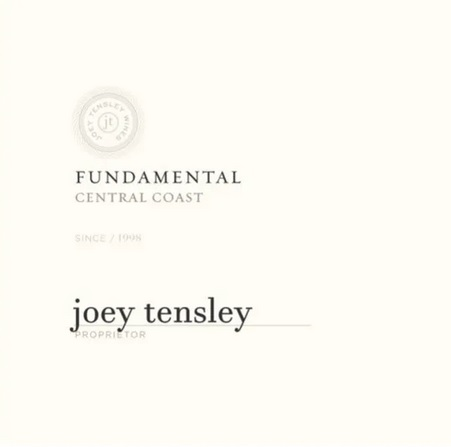 2017 Joey Tensley Fundamental Red