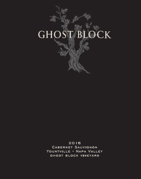 2016 Ghost Block Cabernet Sauvignon Ghost Block Vineyard
