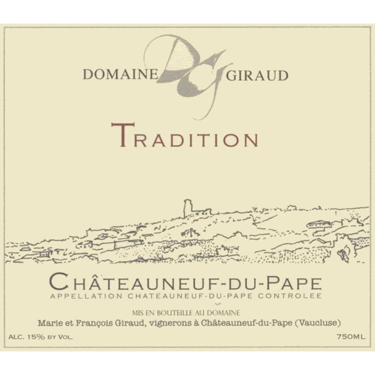 Domaine Giraud Chateauneuf-du-Pape Tradition
