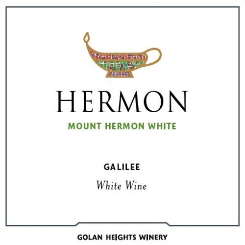 2016 Golan Heights Winery Mount Hermon White Blend