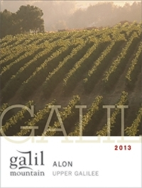 2013 Galil Mountain Red Blend Alon