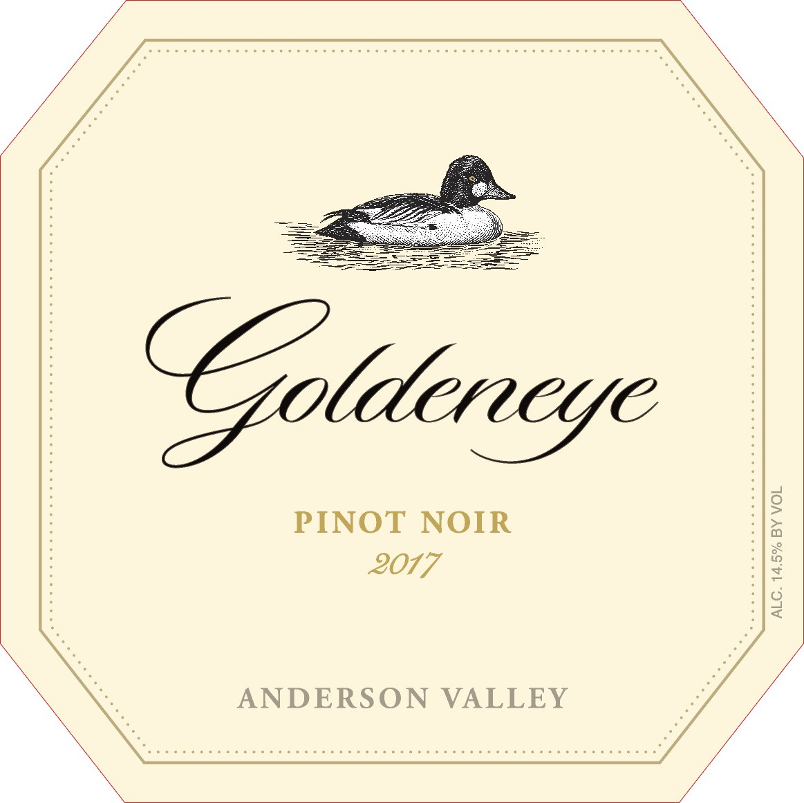 Goldeneye Pinot Noir 20th Harvest