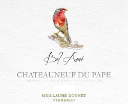 Guilaume Gonnet Chateauneuf-du-Pape Bel Ami
