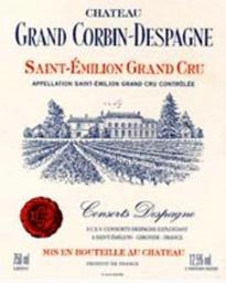 Chateau Grand Corbin-Despagne 3.0 L