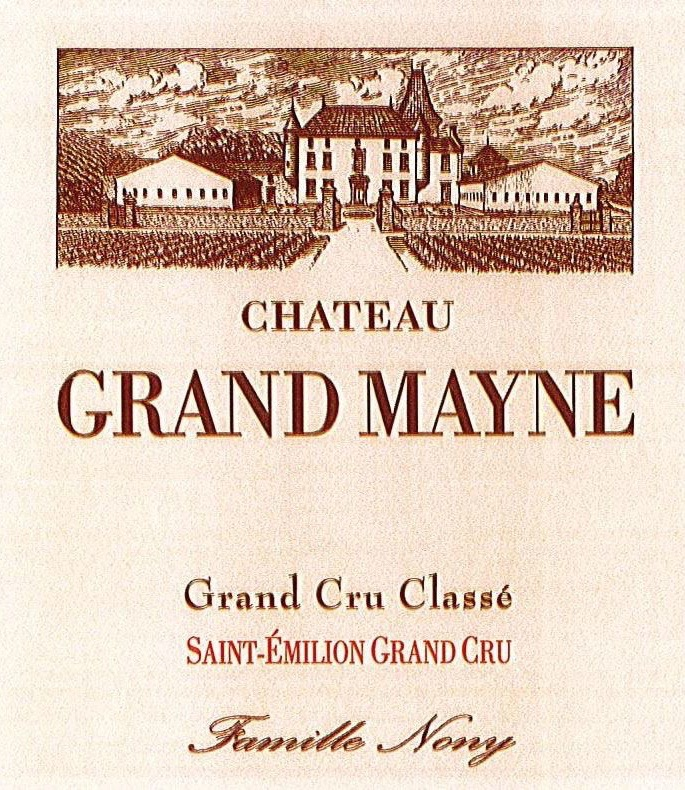 Chateau Grand-Mayne