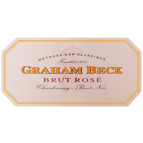 N.V. Graham Beck Brut Rose
