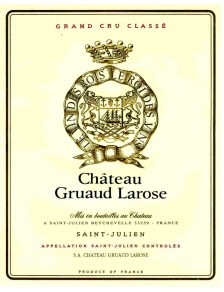 2010 Chateau Gruaud-Larose (Case of Twelve OWC)