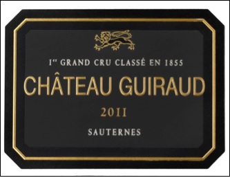 2011 Chateau Guiraud 375 ml