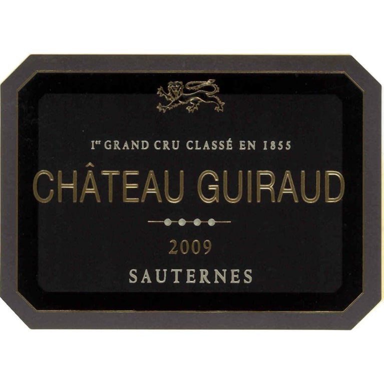 2016 Chateau Guiraud 375 ml
