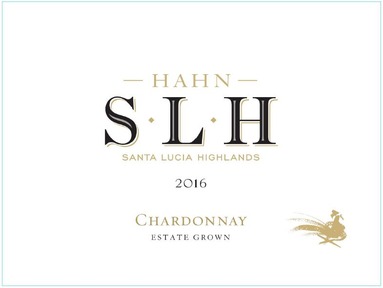 2016 Hahn Chardonnay SLH Estate