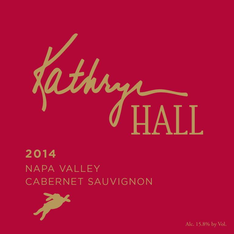 2014 Hall Cabernet Sauvignon Kathryn Hall