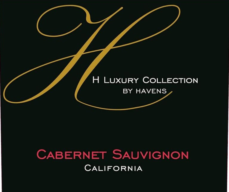"2016 Havens ""H"" Luxury Collection Cabernet Sauvignon"