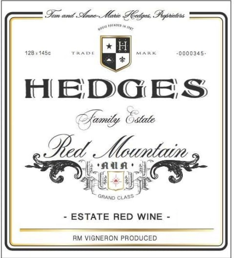 Hedges Family Estate Cabernet Sauvignon