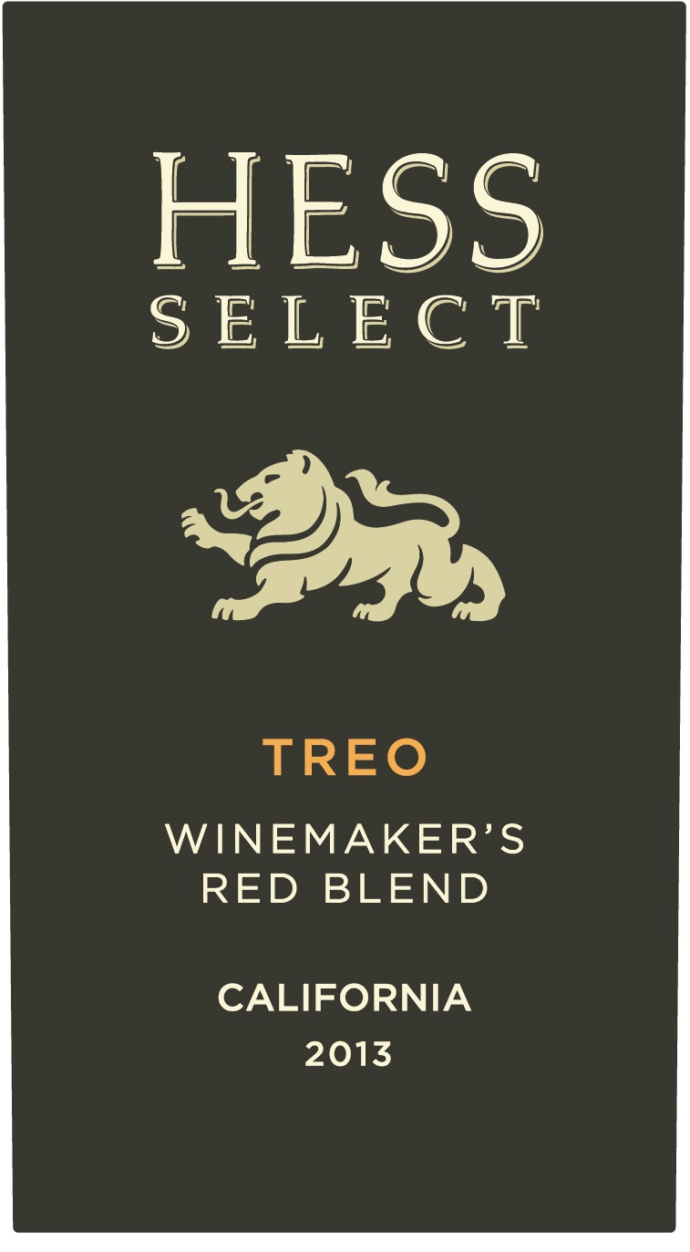 Hess Select Treo Winemaker's Red Blend