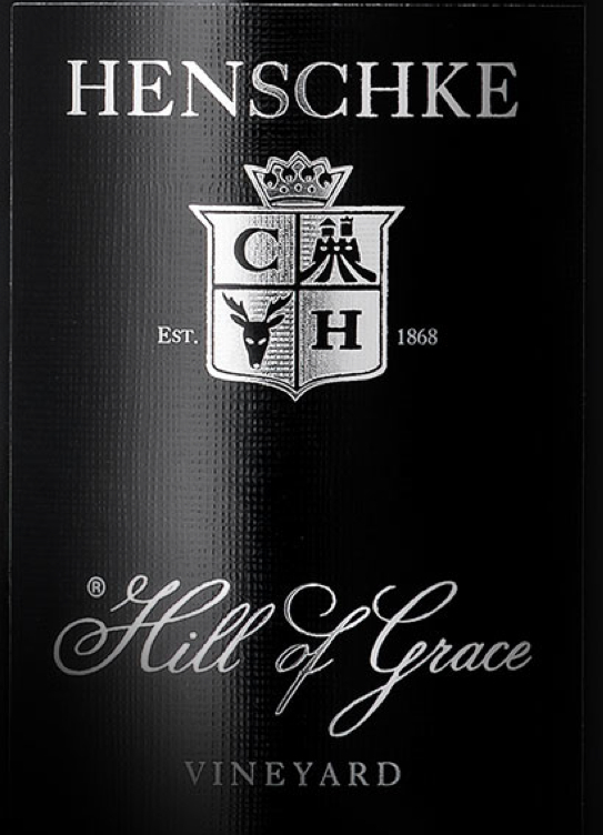 2014 Henschke Shiraz Hill of Grace