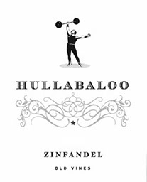 2015 Hullabaloo Zinfandel Old Vines