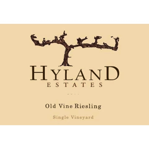 Hyland Estates Riesling Old Vine