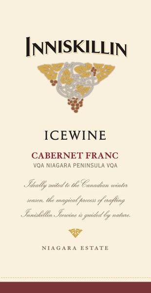 2017 Inniskillin Ice Wine Cabernet Franc 375 ml