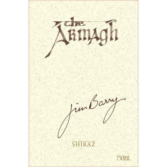 2010 Jim Barry Shiraz The Armagh