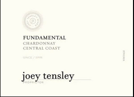 Joey Tensley Fundamental Chardonnay