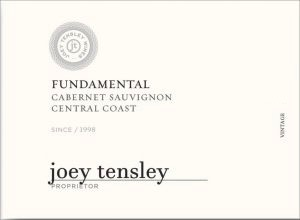 2018 Joey Tensley Fundamental Cabernet Sauvignon