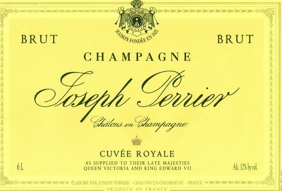 N.V. Joseph Perrier Cuvee Royale Brut Piccolo 200 ml