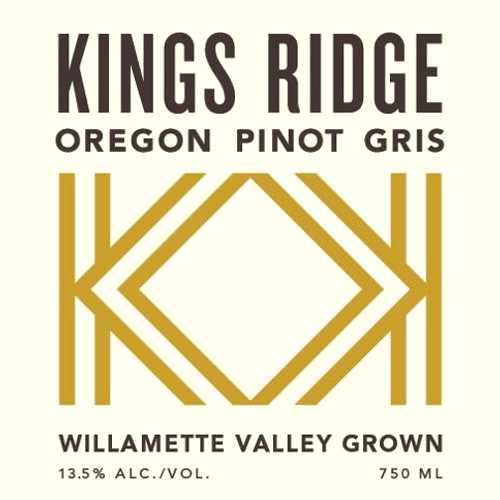 2015 Kings Ridge Pinot Gris