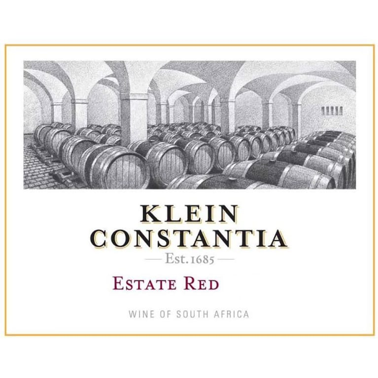 Klein Constantia Constantia Estate Red Blend