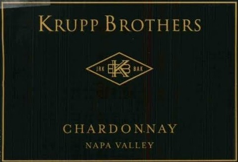 2016 Krupp Brothers Chardonnay Stagecoach Vineyard