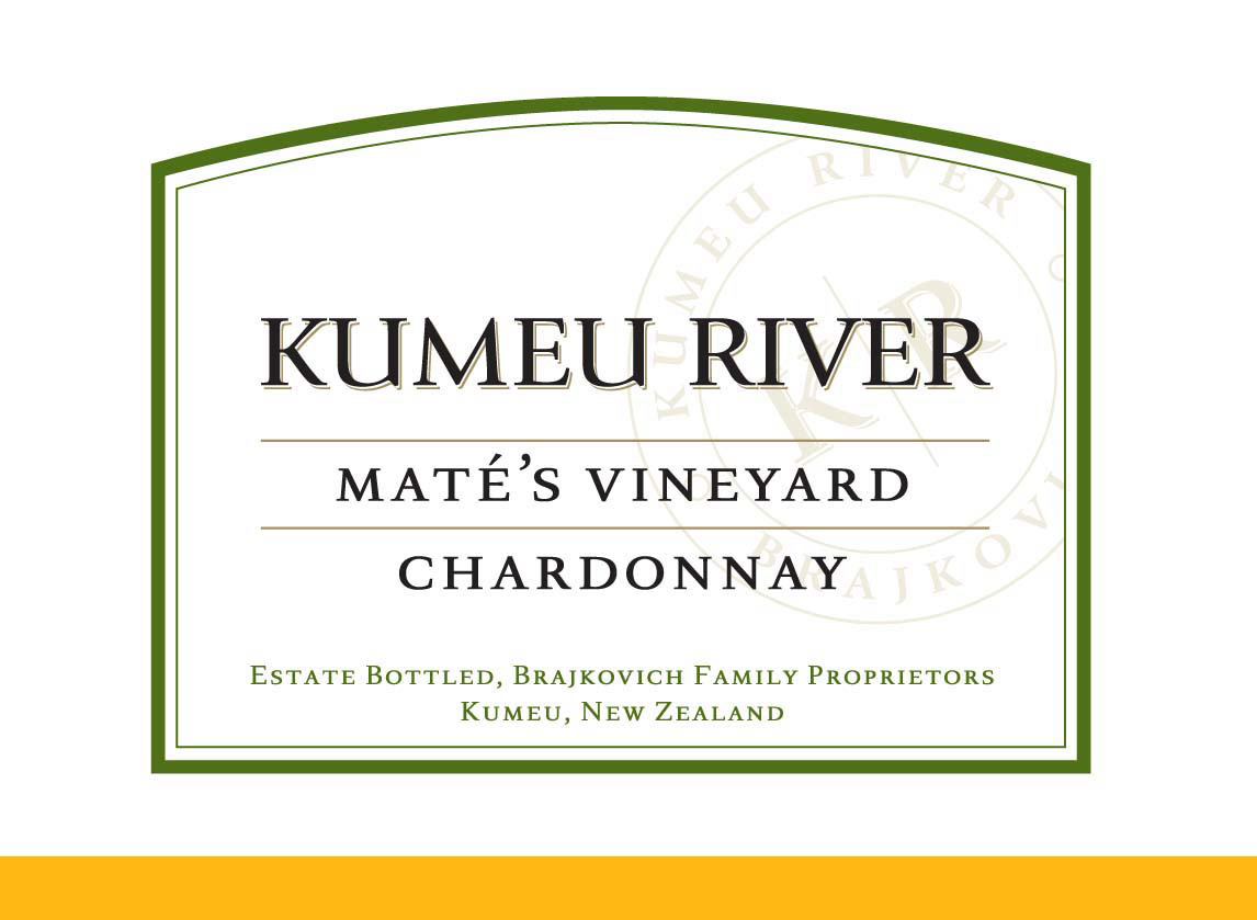 Kumeu River Chardonnay Mate's Vineyard