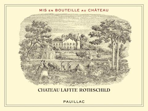 2010 Chateau Lafite Rothschild (Case of Six)