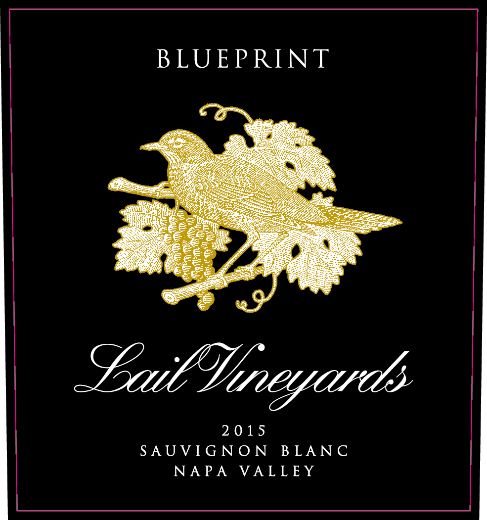 Lail Vineyards Sauvignon Blanc Blueprint