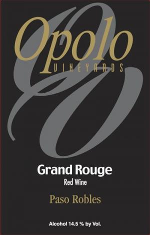 2012 Opolo Grand Rouge