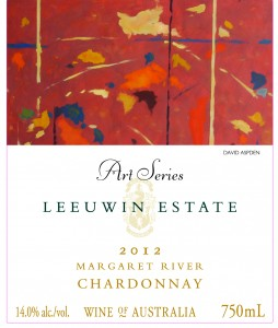 2012 Leeuwin Estate Chardonnay Art Series