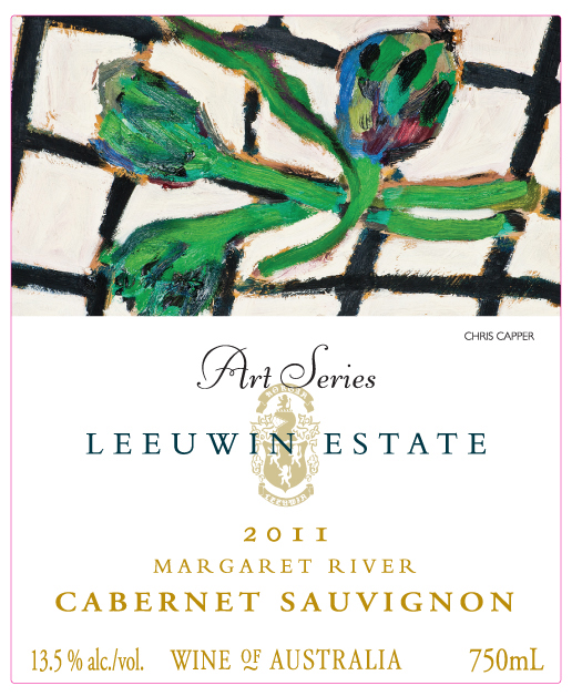 2011 Leeuwin Estate Cabernet Sauvignon Art Series