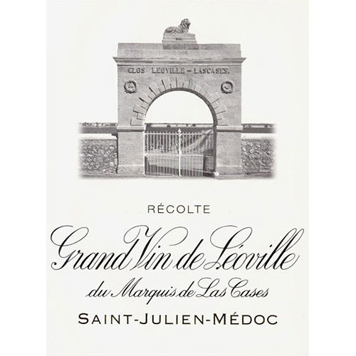 2015 Chateau Leoville Las Cases