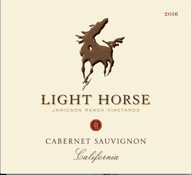 Jamieson Ranch Light Horse Cabernet Sauvignon Three County