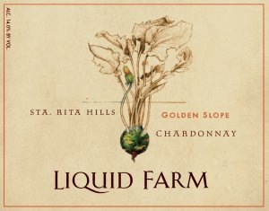 2015 Liquid Farm Chardonnay Golden Slope