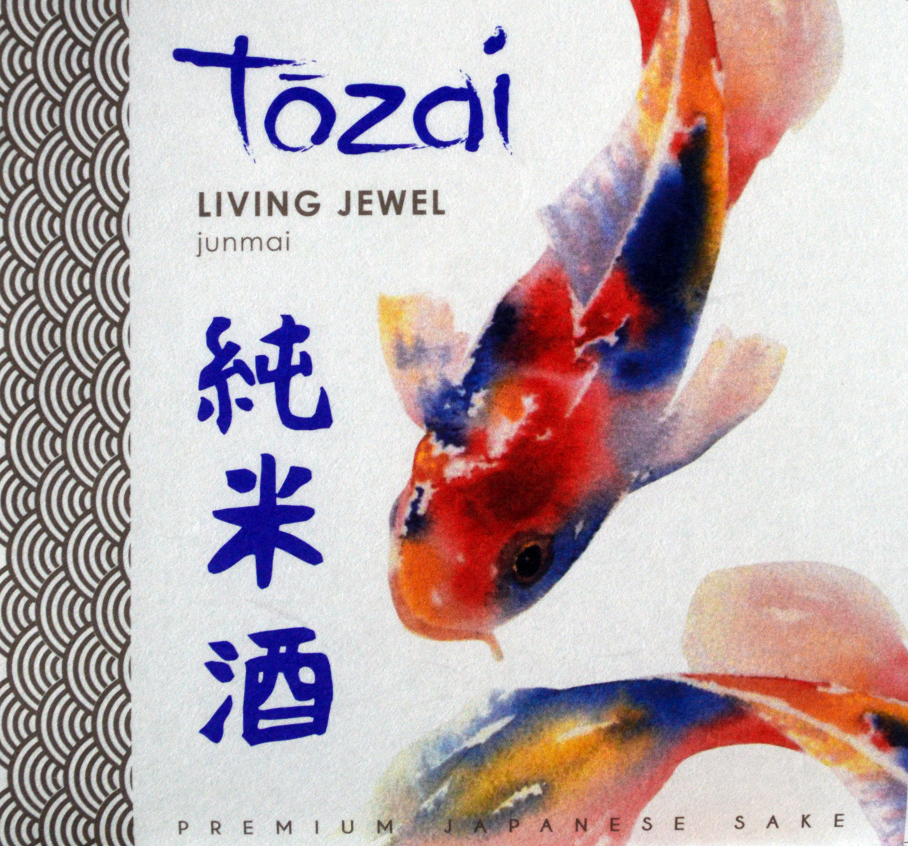 N.V. Tozai Sake Living Jewel Junmai 720 ml